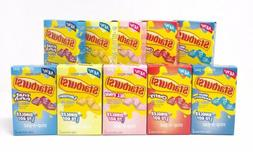 Starburst Singles To Go Drink Mix Assorted Flavors Variety P