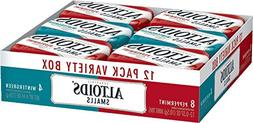 Altoids Smalls Sugarfree Mints Variety Pack, 12 Count, 4.44