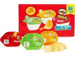 Pringles Snack Stacks Variety Pack 48 count FREESHIPPING