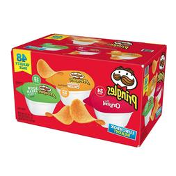 Pringles Snack Stacks Variety Pack