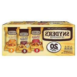Snyder's of Hanover Pretzel Pieces Variety Pack 18 pk.