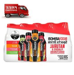 BodyArmor Sports Drink Variety Pack 16 oz. bottle, 20 ct FRE