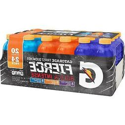Gatorade Sports Drinks Fierce Variety Pack  **NEW**