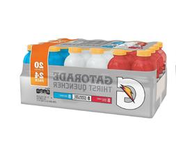 Gatorade Sports Drinks Liberty Variety Pack 20 oz.