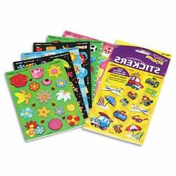 Trend Enterprises Stinky Stickers Mixed Shaped Jumbo Variety