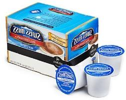 Swiss Miss Milk Chocolate Hot Cocoa for Keurig 12 K-Cup Pods
