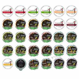Tea Single Serve cups for Keurig 2.0 K Cups Brewer Variety P