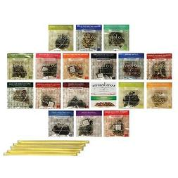 Two Leaves and a Bud Whole Leaf Tea Variety Pack - 36 count