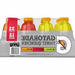 Gatorade Original Thirst Quencher Variety Pack, 20 Ounce Bot