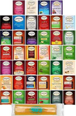 Twinings Assorted Tea Variety Pack - 40 Ct Hot Tea Sampler: