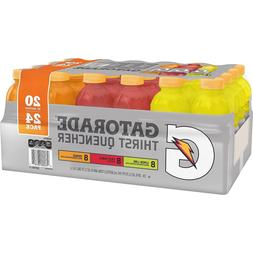 Gatorade Variety Pack 20oz/24pk