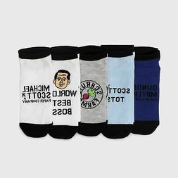 The Office - Variety Ankle Socks 5 Pack
