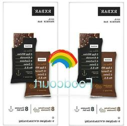 RXBAR Variety Pack Chocolate Sea Salt&Chocolate Peanut Butte