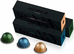 Nespresso VertuoLine Best Seller Variety Pack Medium and Dar