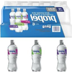 Propel Water Variety Pack Antioxidants Electrolytes 18-Bottl