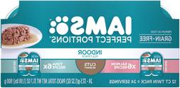 Wet Cat Food Variety Pack, Iams Perfect Portions Healthy Gra