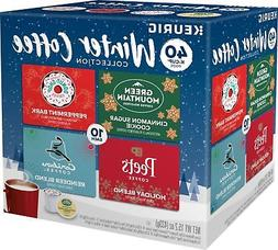 Keurig - Winter Coffee Collection Variety Pack K-Cup Pods